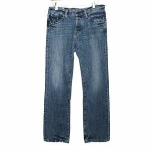 Abercrombie & Fitch Remsen Low Rise Slim Jeans 16